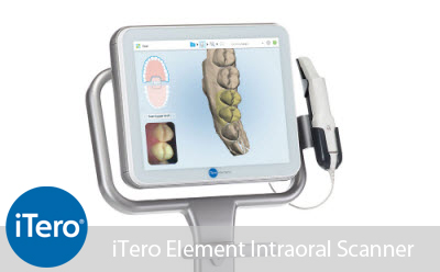 iTero Element Intraoral Scanner Promed Ireland